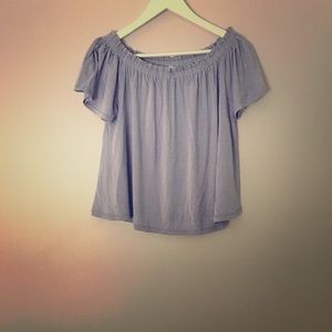 Wilfred Off the Shoulder Top